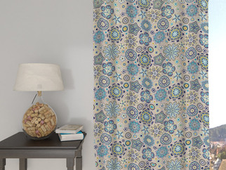 Draperie decorative LONETA - model 351